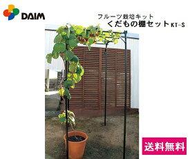 【送料無料】DAIM フルーツ栽培キット 『くだもの棚セット』 KT-S (幅120cm×奥行90cm)
