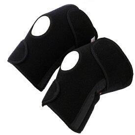 【基本宅配便送料無料】 『かるがる 膝ベルト 2枚組 ブラック/M・L』