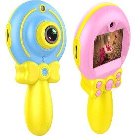 【定形外郵便送料無料】 『マジカルトイカメラ ブルー/ピンク』