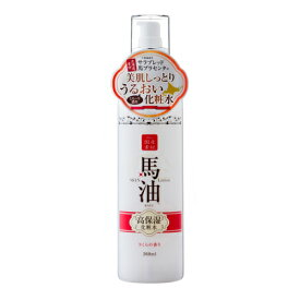 『アイスタイル リシャン 馬油 化粧水 さくらの香り 260ml』