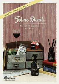 『John'sblendフレグランス&デオドラントルームミストムスクジャスミン280ml』