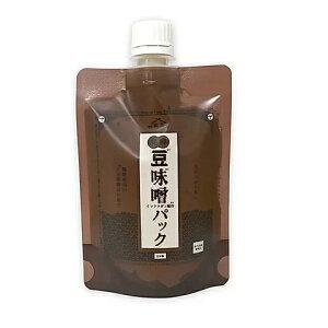 ※ゆうパケット送料無料※ 『和肌美泉 発酵・豆味噌 イソフラボン パック 150g』