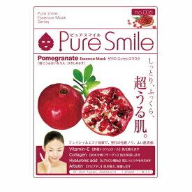 ※12個までゆうパケット送料200円※ 『エッセンス マスク 化粧水 タイプ ザクロ ( Pomegrnate ) 【1枚入】 ( Essence Mask Series for lotion type ) 【Pure Smile (ピュア スマイル)】』