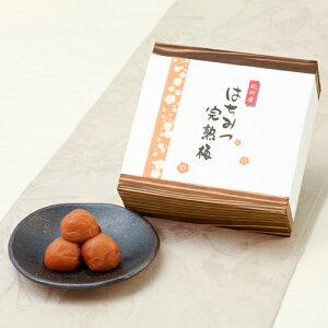 中田食品 紀州産南高梅 はちみつ完熟梅 梅干し 木箱 620g 塩分6% 減塩 はちみつ 贈答 ギフト