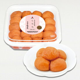 中田食品 紀州産南高梅 しらら 450g 梅干し 塩分5% 減塩