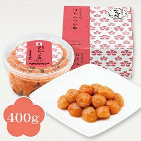 中田食品 紀州産小梅 はちみつ小梅 400g 梅干し はちみつ 塩分6% 減塩