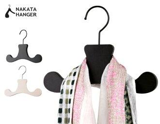 Wooden scarf hanger