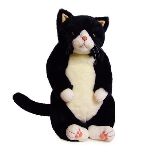 Cuddly(カドリー)甚五郎(JingoroI)ソメゴローの仲間に黒白猫が加わりました!♪『Cuddly(カドリー)は抱きしめたいほどに可愛い!』