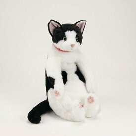 猫のはっちゃん 座ブログで有名になった猫の「はっちゃん」!♪《お買い物合計金額6,500円で送料無料!》