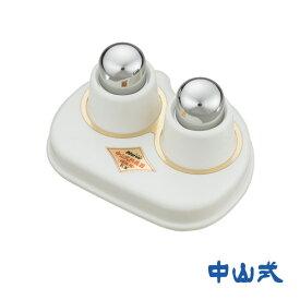 ニュー快癒器 強力型 K型(2球式)  快癒器 マッサージ器 指圧代用器 ツボ押し つぼ押し こり コリ 肩こり 肩コリ 腰痛 bino テレワーク