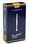 VandorenTraditional(BlueBox)BbClarinetREEDバンドレンBbクラリネットリード