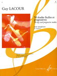 ラクールサックスのための易しく進歩的な50の練習第1巻