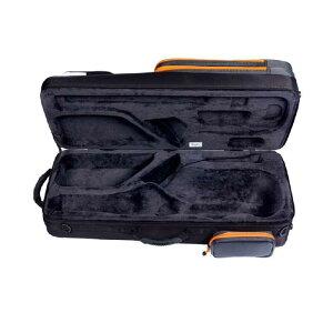 BAMテナーサックスケースPEAK(ピーク)PEAK3021SN【収納スペースUP】【耐摩耗性と耐水性に優れた合皮素材】