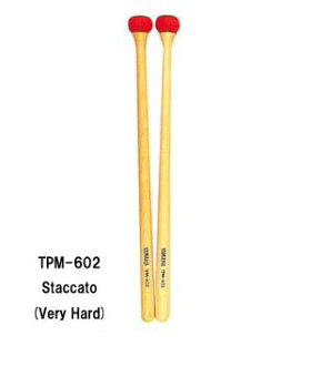 "Timpani mallet Yamaha TPM-602 VH two one set ""Staccato staccato"""