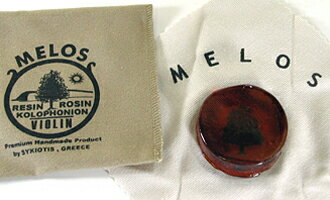 MELOS Made in GREECEバイオリン用 Dark