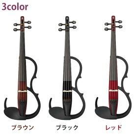 ヤマハ サイレントバイオリン YSV104S 弓・ハードケース・松脂がセットに!
