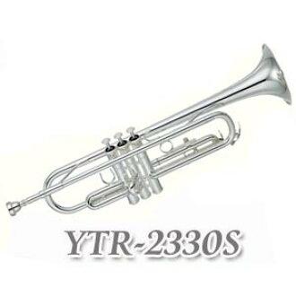 NAKAZEN adjustment finished product Yamaha trumpet YTR-2330S silver plating  finish of the relief