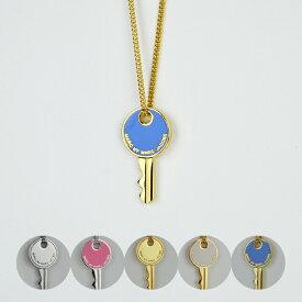 【割引クーポン配布中】 MARC BY MARC JACOBS(マーク バイ マーク ジェイコブス) Lock In Key Pendant Necklace ペンダント ネックレス レディース 【単品購入の場合はネコポス便発送】