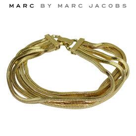 【割引クーポン配布中】 MARC BY MARC JACOBS/マーク バイ マーク ジェイコブス Snake Chain Bracelet ブレスレット アクセサリー レディース 小物 【あす楽対応】