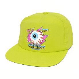 【割引クーポン配布中】 MISHKA(ミシカ) DEMO DERBY KEEP WATCH SNAPBACK スナップバック キャップ 帽子 【RCP】