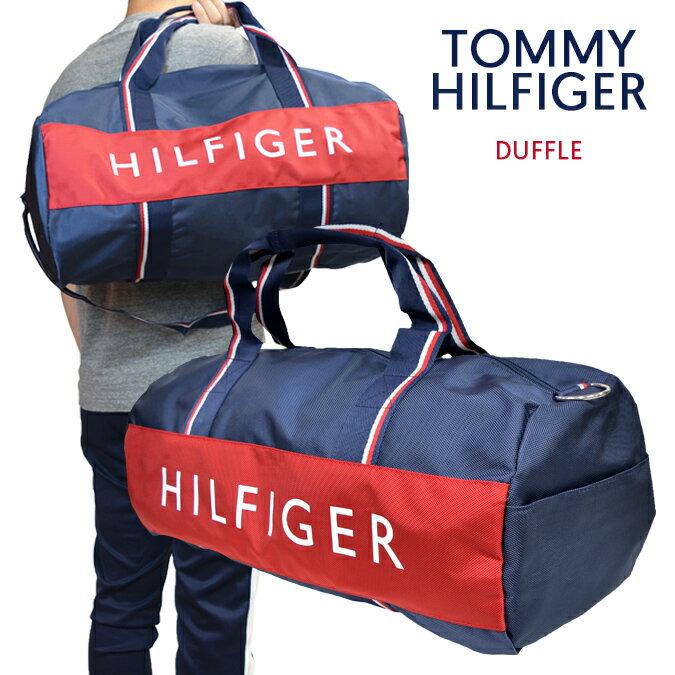TOMMY HILFIGER (トミー ヒルフィガー) DUFFLE BAG ダッフルバッグ ボストンバッグ ショルダーバッグ 鞄 カバン メンズ レディース ユニセックス 【あす楽対応】【RCP】