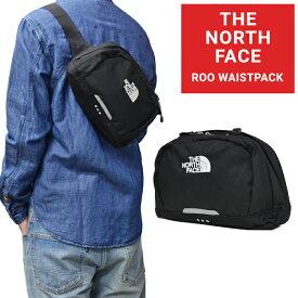 【割引クーポン配布中】 THE NORTH FACE (ノースフェイス) Roo Daypack Waistpack Sling Bag ウエストバッグ ボディーバッグ ショルダーバッグ 鞄 メンズ レディース ユニセックス ストリート アウトドア 【あす楽対応】【RCP】