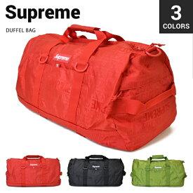 【割引クーポン配布中】 Supreme (シュプリーム) DUFFEL BAG ダッフルバッグ ボストンバッグ ショルダー メンズ レディース ユニセックス ストリート スケート BAG バッグ 鞄 【あす楽対応】【RCP】