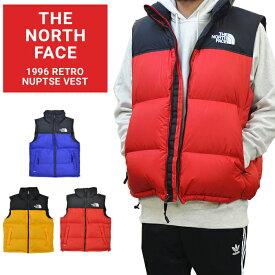 【割引クーポン配布中】 THE NORTH FACE (ノースフェイス) 1996 RETRO NUPTSE VEST レトロ ヌプシ ベスト ダウンベスト メンズ 【あす楽対応】【RCP】