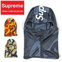 【割引クーポン配布中】 Supreme (シュプリーム) フェイスマスク TRIBAL CAMO BALACLAVA バラクラバ 目出し帽 SUPREME…