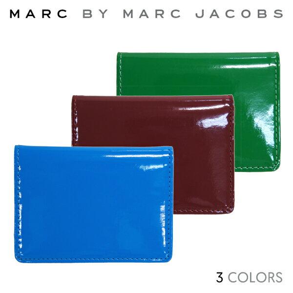 【クーポン利用で最大2,000円OFF】 【正規品】MARC BY MARC JACOBS マーク バイ マークジェイコブス Patent Pending Wallet カードケース パスケース【あす楽対応】【RCP】