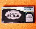 【メール便可】銀色シルバーインクステイズオン・メタリックStazOnMETALLIC19938-192こどものかおKODOMONOKAO