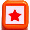 スケジュール浸透印スタンプ はんこ 0556-538 星 ☆ スター star ホシ おほしさま オレンジ 橙色 こどものかお KODOMO NO KAO (メ…