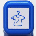 スケジュール浸透印スタンプ はんこ 0556-577 洗濯 Tシャツ ハンガー クリーニング 洗濯物 干す ブルー 青 こどものかお KODOMO NO…