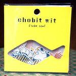 chobitwitちょびっとウィットフレークシールCW-039FlakeSeal海seaシーたこ魚カモメ貝しーるてーぷグリーンフラッシュGreenFlash(クロネコDM便可!!)