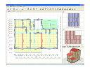 HOUSE-ST1 Ver8 初心者向け木造構造計算ソフト 木造軸組工法住宅の許容応力度設計2017年版対応(オリジナルサンプル付)