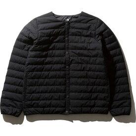 THE NORTH FACEノースフェイス ウィンドストッパーゼファーシェルカーディガン(ウィメンズ)黒 サイズM/WS Zepher Shell Cardigan Ws NDW91961KM ダウンジャケット