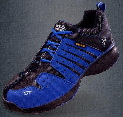 ST301 DUNLOPマックスラン(ひもタイプ) ビッグボーン(Bigborn)安全靴 24.0〜28.0 ダンロップ(DUNLOP)