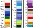 knitname ニット素材への社名刺繍代 【1行内・1色】刺繍色30色・15書体から選べる〜ポロシャツ・Tシャツ等への社名刺…