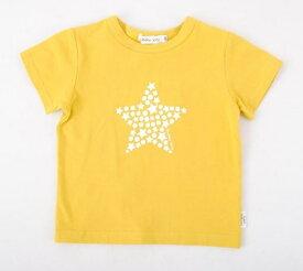 セール20%OFF (メール便可)【birthday party】[バースデーパーティー] ベア天竺スタープリントTシャツ (100cm) (春夏物)【BeBe】[ベベ] (男の子) [半袖Tシャツ] [ベビー服] (1495-051051)SALE
