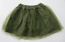 セール50%OFF (メール便可)【SLAP SLIP】[スラップスリップ] チュール使いスカパン (80cm 90cm 100cm 110cm 120cm 130cm) (秋冬物) (女の子) [チュールスカート] [パンツ付きスカート] [子供服] (1810-970281) (1810-970285)【BeBe】[ベベ] SALE
