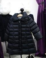 タルティーヌエショコラ☆ビジューボタンダウンコート☆100cm(Tartine5aetChocolat)(1724-670301)