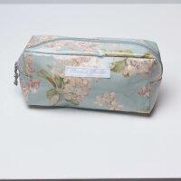 (メール便送料無料)【タルティーヌエショコラ】リバティーコーティングポーチ[TartineetChocolatのバッグ](女の子)[日本製]花柄