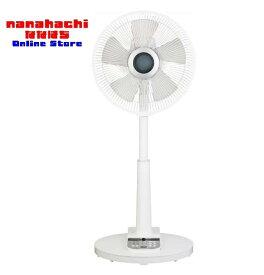 扇風機 リモコン式リビング扇風機 C:NET シィー・ネット CORF15[ホワイト] リビング扇風機 羽根:5枚 30cm 風量切替:3段階 リビング扇 遠くからでも操作できるリモコン付属 体に優しいリズムモード搭載 (北海道・沖縄は発送できません)