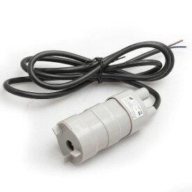 【メール便発送・代引不可】小型 水中ポンプ 12V 揚程5m 流量600L/H 「NEW」 TEC-JT-500-12