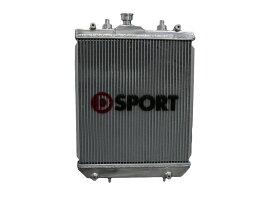 D-SPORT(ディースポーツ) スーパークーリングラジエター 【ダイハツ コペン(L880K) MT車用】 品番:16400-E080