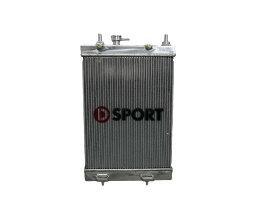 D-SPORT(ディースポーツ) スーパークーリングラジエター 【ダイハツ コペン(LA400K) MT車用】 品番:16400-E240