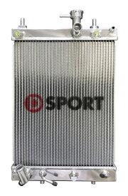 D-SPORT(ディースポーツ) スーパークーリングラジエター 【ダイハツ コペン(LA400K) CVT車用】 品番:16400-E241