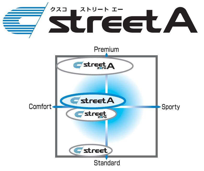 CUSCO(クスコ) 車高調キット street A ダイハツ コペン LA400K 2014.6- 商品番号:776 62J CB