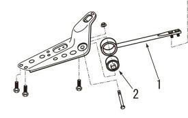 ニスモ テンションロッドセット 180SX RS13 品番: 54460-RS520