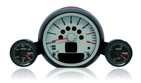Pivot(ピボット) EURO CAR GAUGE R56 MINI用 メーターフルキット 品番:52X-MN